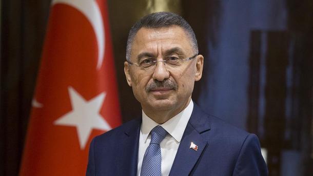 نائب رئيس الجمهورية فؤاد أوكتاي يقول إن تركيا أظهرت للعالم عدم تسامحها مع الإرهاب   TRT  Arabic