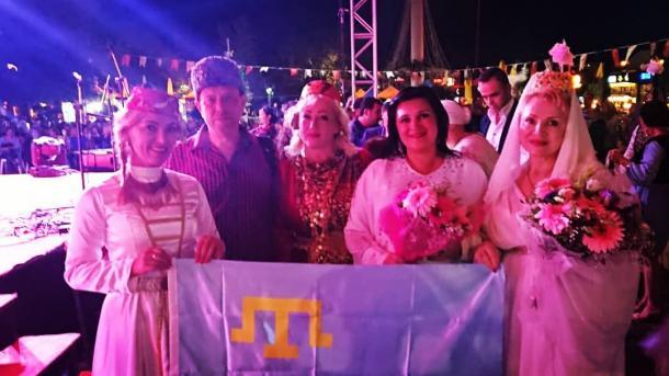 Kon'yaaltı festivalendä tatarlar | TRT  Tatarça