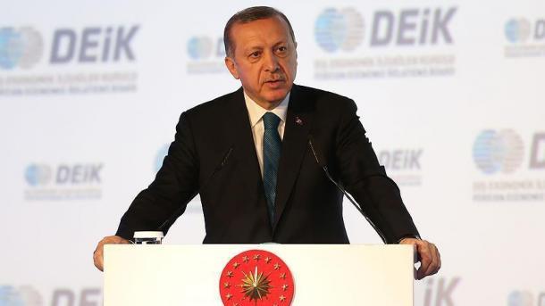 Erdogan: La Turquie ne permettra jamais la création d'un nouvel Etat dans le nord de la Syrie