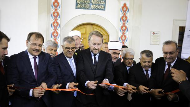 Svečano otvorena obnovljena Careva džamija u Foči