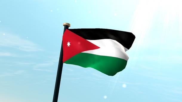 Visite du Roi Abdallah II de Jordanie à Ramallah