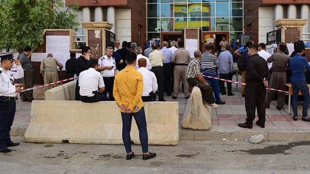 Irak – Urdhër për arrestimin e kryetarit dhe anëtarëve të Komisariatit të Lartë Zgjedhor | TRT  Shqip
