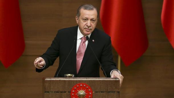 Эрдоган:  Турция в 1923 году объявила себя республикой, сделав свой выбор государственного строя