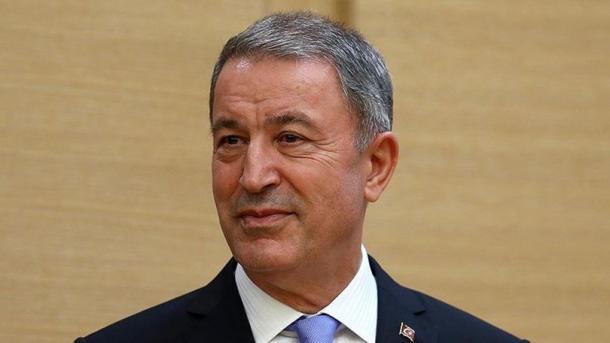 Akar: Presim që ShBA-ja të marrë qëndrim të njëjtë edhe ndaj YPG-së | TRT  Shqip