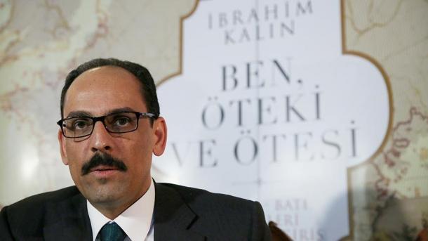 Kalin: Shoqëritë perëndimore vuajnë nga eurocentrizmi | TRT  Shqip