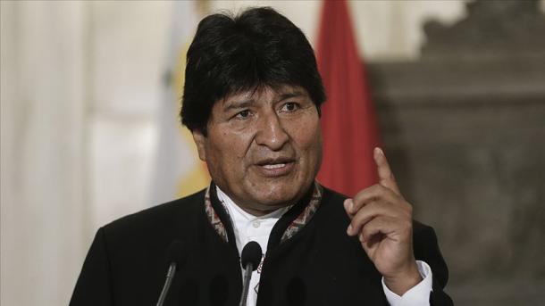 Presidenti i Bolivisë sot vjen për vizitë në Ankara | TRT  Shqip