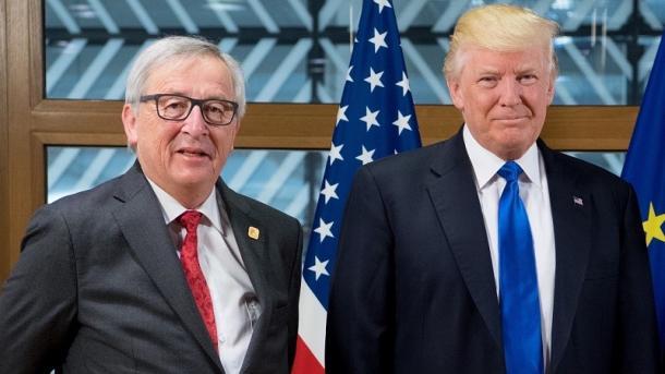 Koment – Juncker në SHBA për t'i dhënë fund luftës tregtare | TRT  Shqip