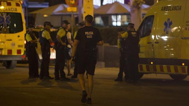 Murió una alemana y ya son 16 las víctimas del atentado — Barcelona