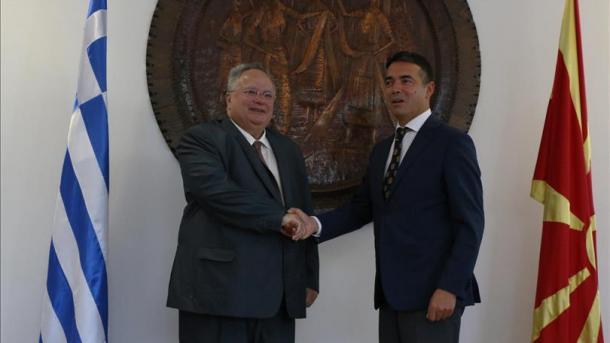 Maqedonia dhe Greqia nënshkruajnë marrëveshjen historike për emrin | TRT  Shqip