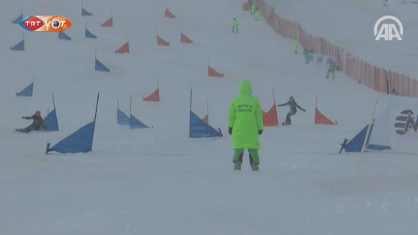 2017FIS滑雪板世界杯决赛因天气恶劣被推迟 | 三昻体育投注