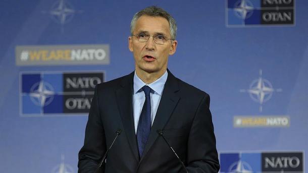 NATO mbështet sulmet ajrore të ndërmarra ndaj objektivave kimike të regjimit sirian | TRT  Shqip
