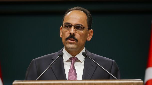 Glasnogovornik Predsjedništva Ibrahim Kalin analizirao zbivanja u zemlji