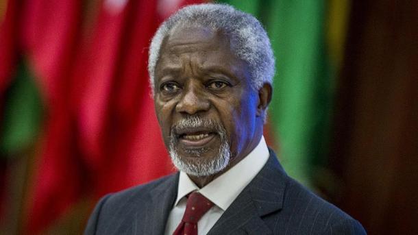 Zvicër – Ndahet nga jeta ish-sekretari i përgjithshëm i OKB-së, Kofi Annan | TRT  Shqip