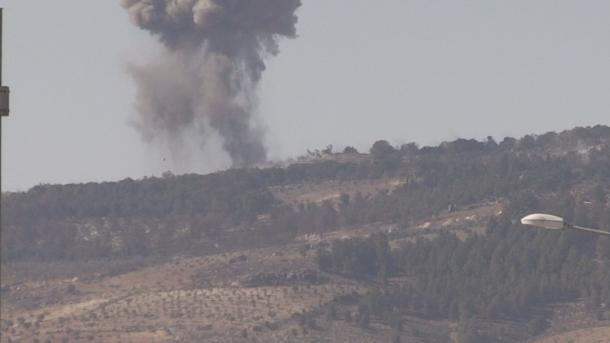 Ushtria turke merr kontrollin e kodrës strategjike Burseya | TRT  Shqip