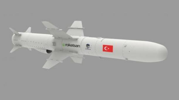 Turqia fillon prodhim seri të raketave detare kombëtare | TRT  Shqip