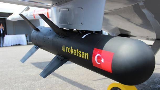 FAT me raketë të re antitank | TRT  Shqip