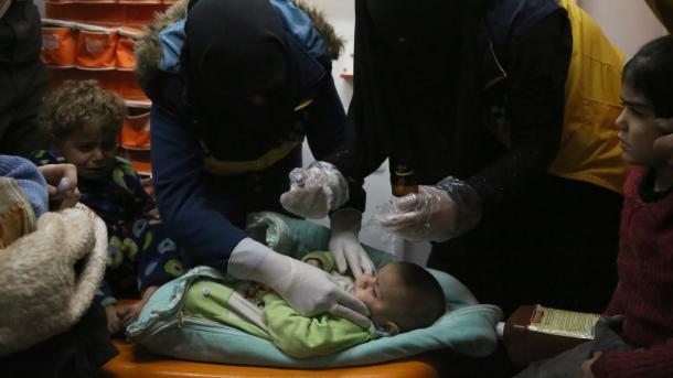 美国官员称确认叙利亚使用化学武器