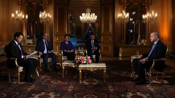 Erdogan u përgjigjet kritikave të SHBA-së: Në Turqi s'ka manipulime si në zgjedhjet amerikane | TRT  Shqip
