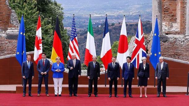 G7-Gipfel einigt sich auf Mini-Kompromisse