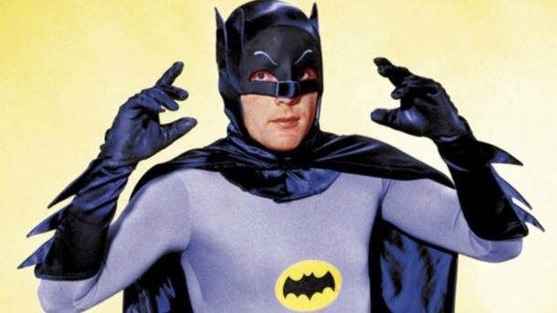 Fallece Adam West, el 'Batman' de los sesenta
