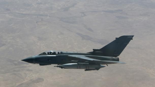 Le Qatar va acheter 24 chasseurs Typhoon au Royaume-Uni