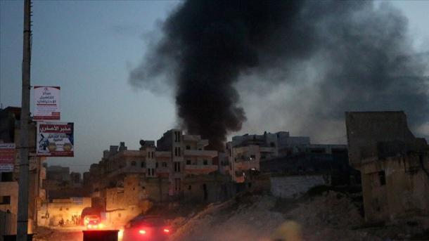 Siri – Rritet në 12 numri i civilëve të vrarë në Idlib   TRT  Shqip