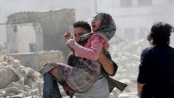 OKB apel Turqisë e Rusisë për stabilizimin e situatës në Idlib | TRT  Shqip
