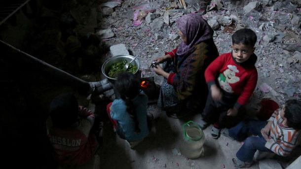 Вмеждународной Организации Объединенных Наций подсчитали всех голодающих напланете