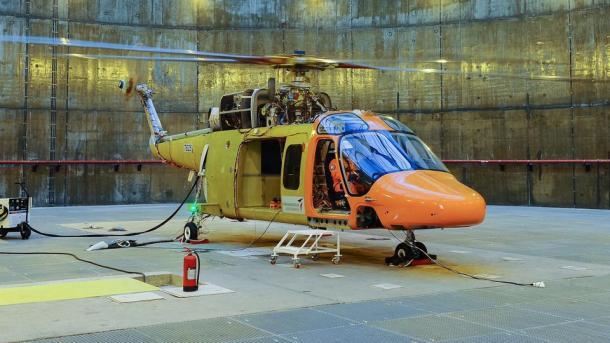 Helikopteri T625 vazhdon të kalojë me sukses testimet | TRT  Shqip