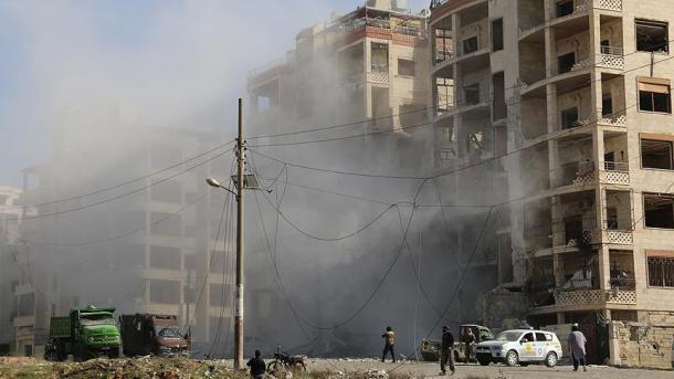 Siri – Regjimi i Esadit vazhdon të bombardojë Zonën e Çtensionimit në Idlib | TRT  Shqip