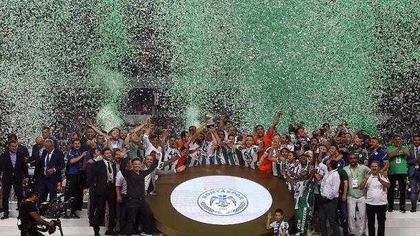 阿特凯尔孔亚体育队夺得Turkcell超级杯冠军 | 三昻体育投注