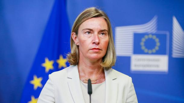 Mogherini: Vendet e Ballkanit Perëndimor po bëhen partnerë të sigurisë së BE-së | TRT  Shqip