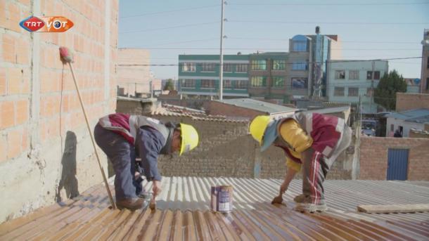 Diskriminierte Bauarbeiterinnen In Bolivien Trt Deutsch
