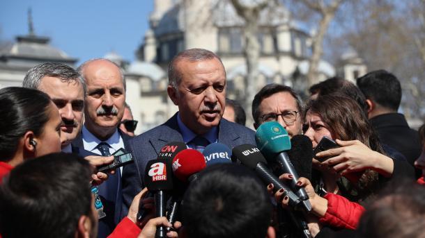 Le parti d'Erdogan, perdant, réclame un nouveau vote — Municipales à Istanbul