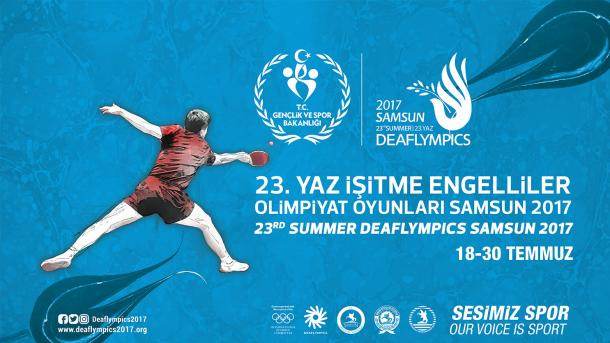 第23届夏季听障奥运会即将在萨姆松开幕 | 三昻体育