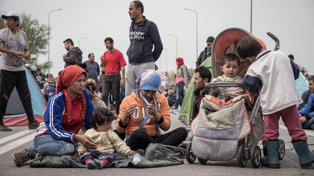 La UE proporcionó asilo a más de 700.000 solicitantes en 2016