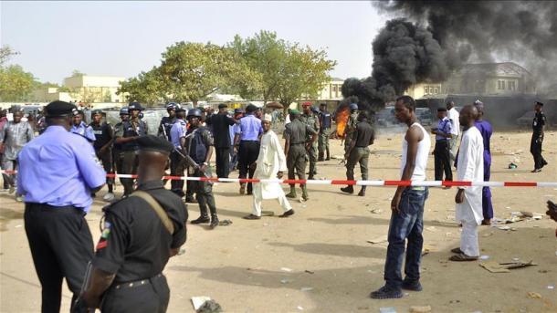 Sulm kamikaz në Nigeri | TRT  Shqip