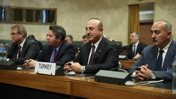 Çavusoglu: Jemi në një fazë të rëndësishme të punimeve për komisionin kushtetues të Sirisë | TRT  Shqip