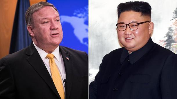 Kim Jong-un recibirá este domingo a Mike Pompeo en Pionyang