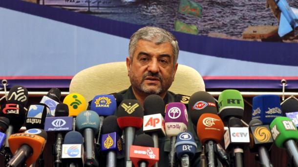Garda Revolucionare e Iranit njofton përfundimin e protestave antiqeveritare | TRT  Shqip
