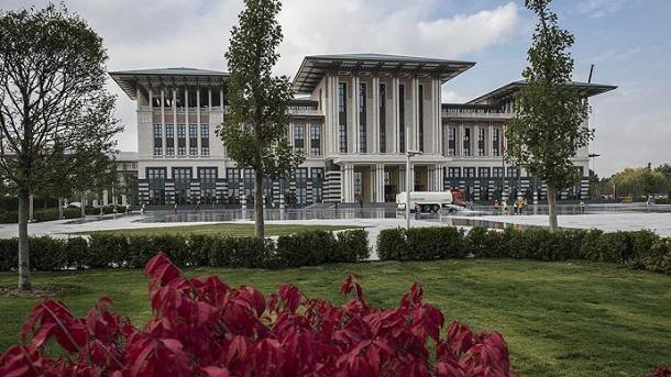 Delegacioni amerikan u prit në takim në Kompleksin Presidencial | TRT  Shqip