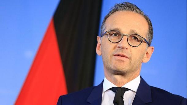 Heiko Maas: Evropa dëshiron një zhvillim të qëndrueshëm ekonomik në Turqi | TRT  Shqip