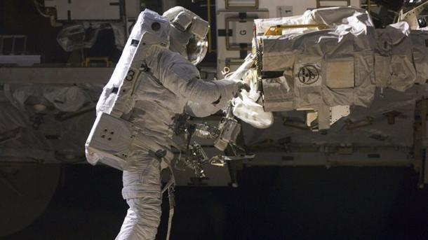 Bacterias resistentes habitan estación espacial