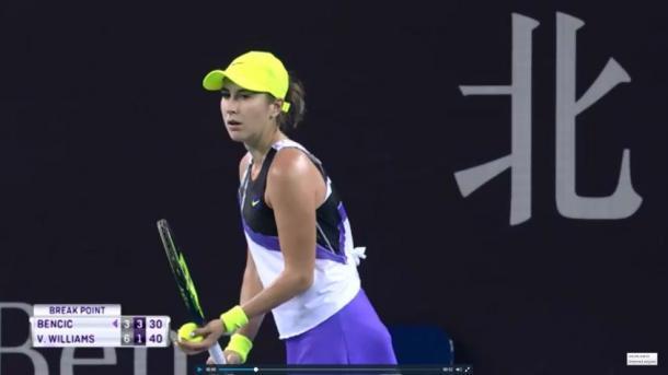 中国网球公开赛继续中 | 三昻体育