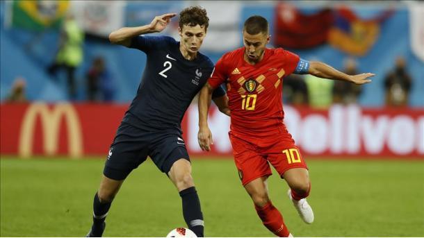 La France et la Belgique à égalité !