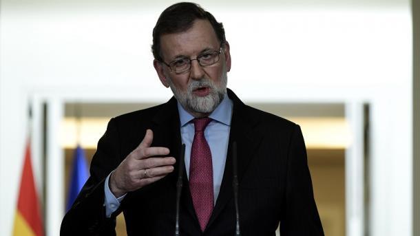 Rajoy pide a independentistas proponer