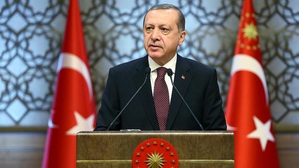 Erdogan: Zhvendosja e ambasadës amerikane në Jerusalem është ndëshkim për palestinezët | TRT  Shqip