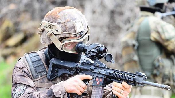Ushtria turke fillon operacion të madh kundër PKK-së | TRT  Shqip