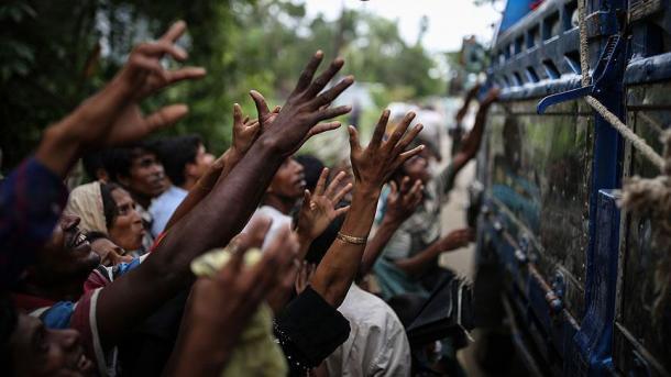 Qeveria e Mianmarit shpallet fajtore për gjenocid | TRT  Shqip