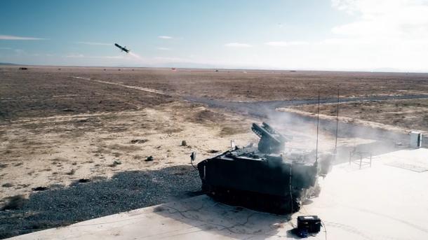 Défense: l'antichar turc détruit la cible avec un missile turc